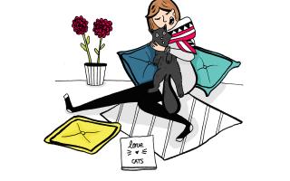 CoupleChat_Drawingsandthings_FourchetteBikini
