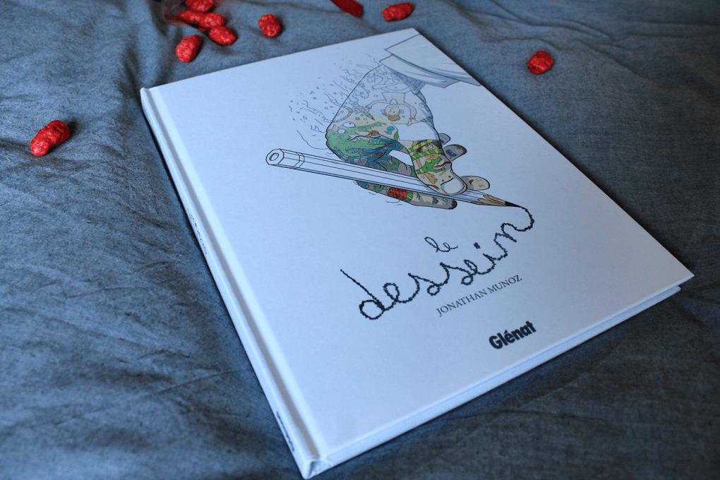 Dernieres Lectures BD - Le Dessein - par Jonathan Munoz - Glénat BD - by Drawingsandthings (1)