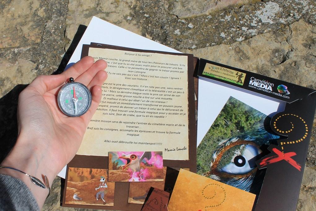 Chasseurs de trésors - Gruissan - Article de voyage by Drawingsandthings