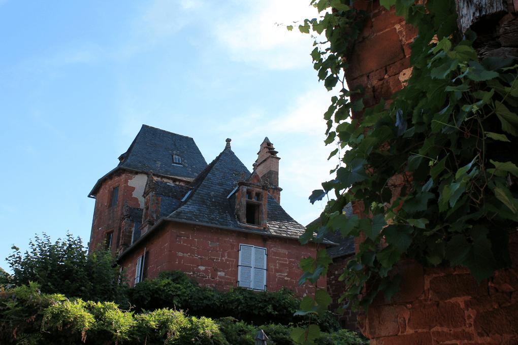 Collonges-la-rouge - Correze - France - Article de voyage by Drawingsandthings