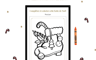 Un jeu-coloriage à télécharger sur Drawings and things