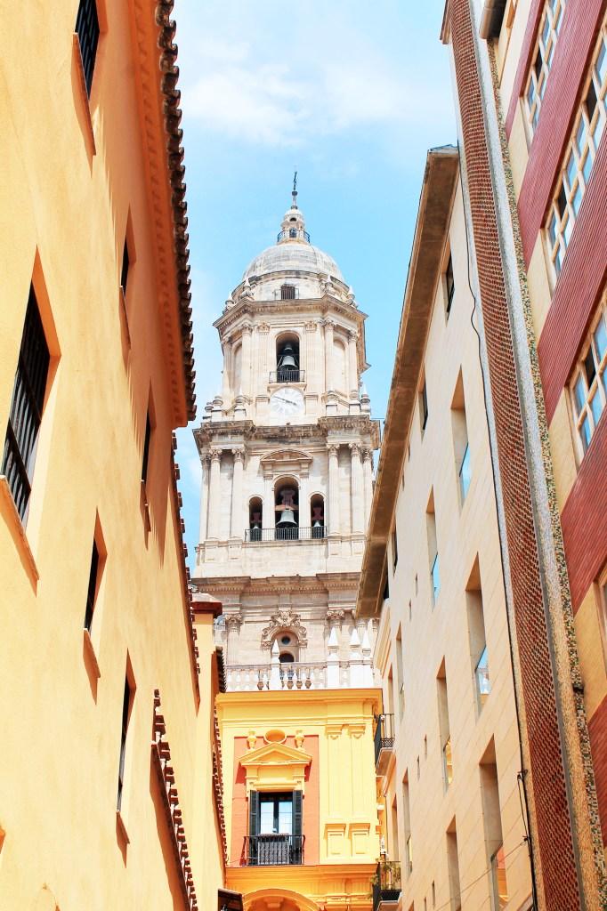 Malaga - Andalousie by Drawingsandthings