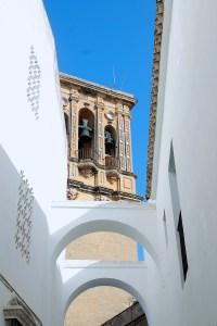 Arcos de la frontera - Andalousie by Drawingsandthings