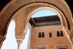 Grenade - Alhambra - Andalousie by Drawingsandthings