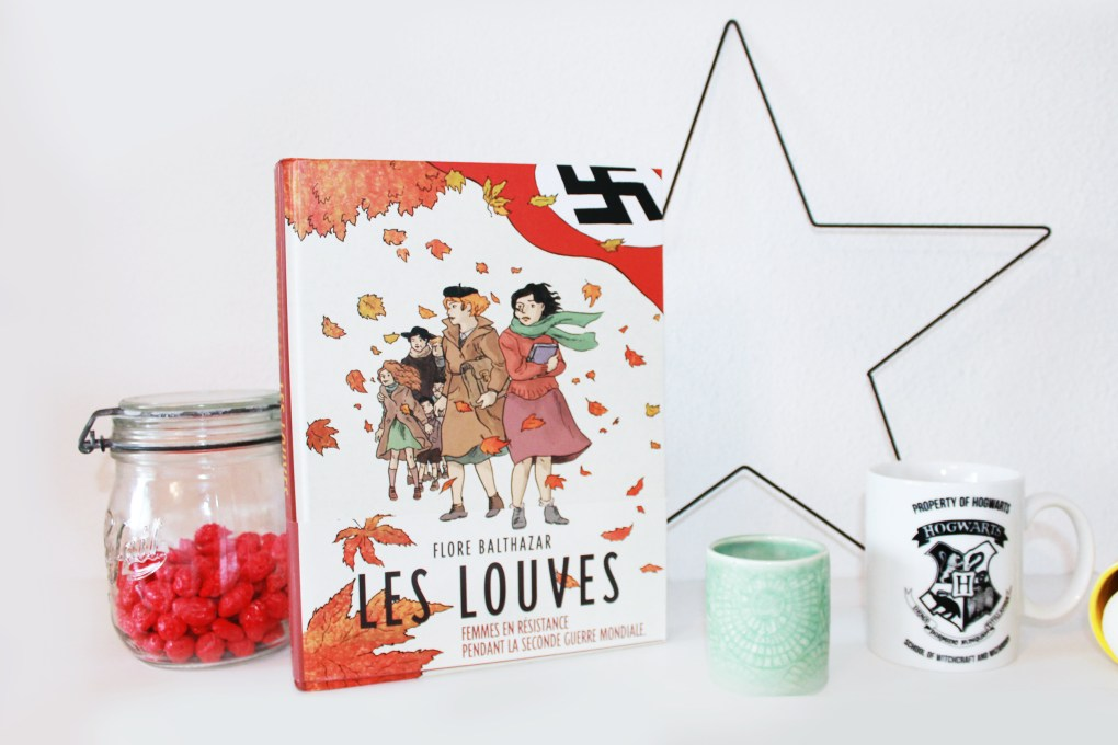 Lectures BD - Les louves - Flore Balthazar - Drawingsandthings