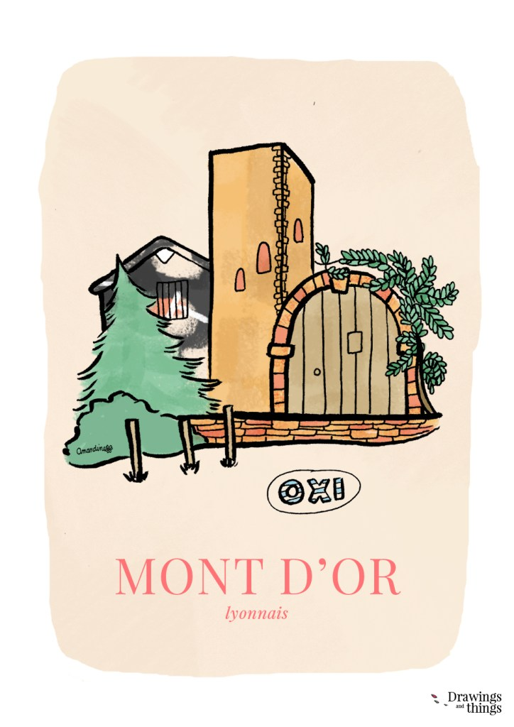 Les-bonnes-adresses-lyon-monts-d'or_Illustration_by-Drawingsandthings