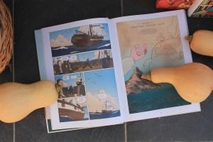 Ma selection de livres à lire cet hiver - HMS Beagle, Aux origines de Darwin - Drawingsandthings - Dargaud