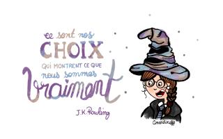 Ce-sont-nos-choix-qui-montrent-ce-que-nous-sommes-vraiment-Jk-Rowling-Illustration-by-Drawingsandthings