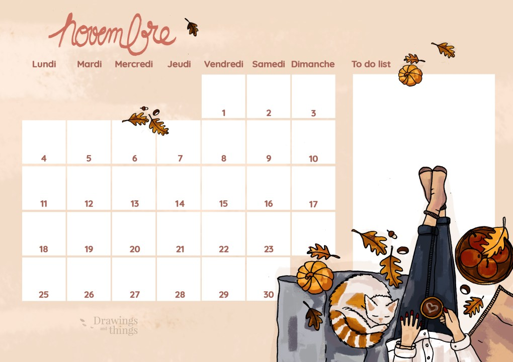 Calendrier_Drawingsandthings-novembre-2019