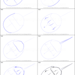 How To Draw A Horseshoe Crab Printable Step By Step Drawing Sheet Drawingtutorials101 Com