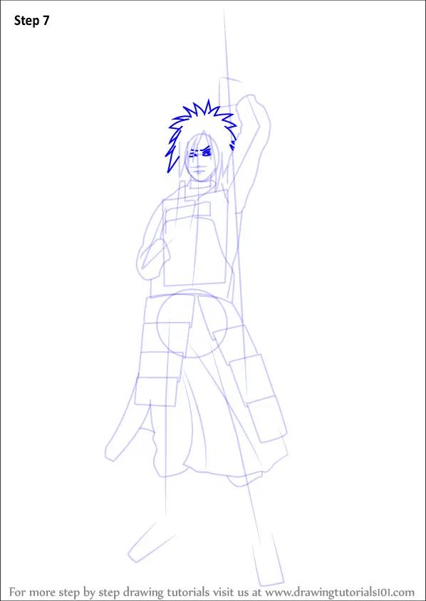 Marvelous How To Draw Sasuke Uchiha Amaterasu Youtube