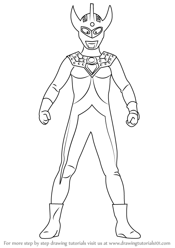 Image Result For Coloring Pages Ultraman