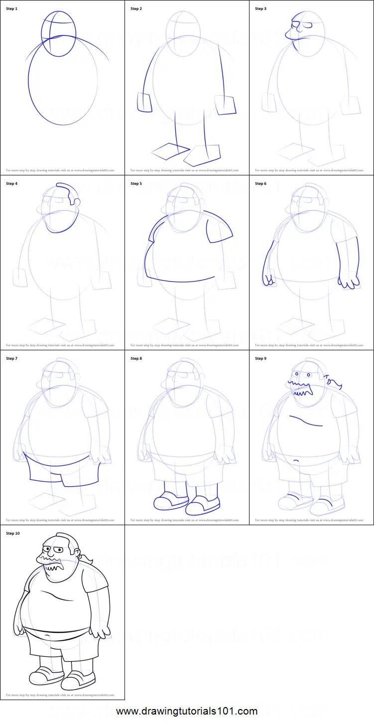 Easy Drawings Acting