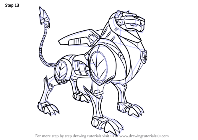 Voltron Coloring Pages Coloring Pages For Familly And Kids