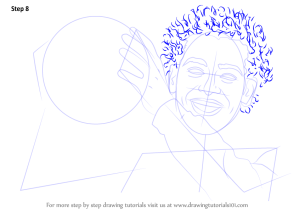 Step by Step How to Draw Mohamed Salah