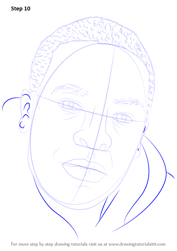 Rappers Lil Wayne Coloring