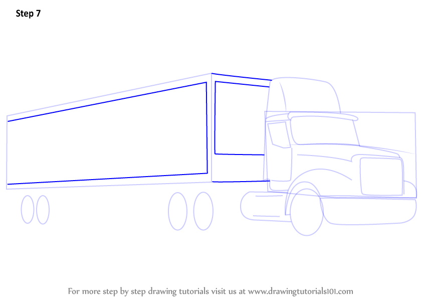 Ford F 150 Truck Outline