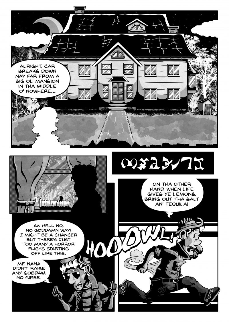 The Lonesome Ghost Page 04