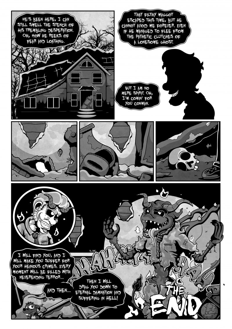 The Lonesome Ghost Page 26