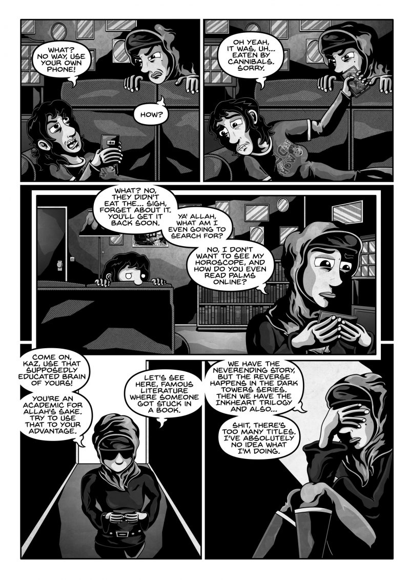 Pascal the Rascal Page 18