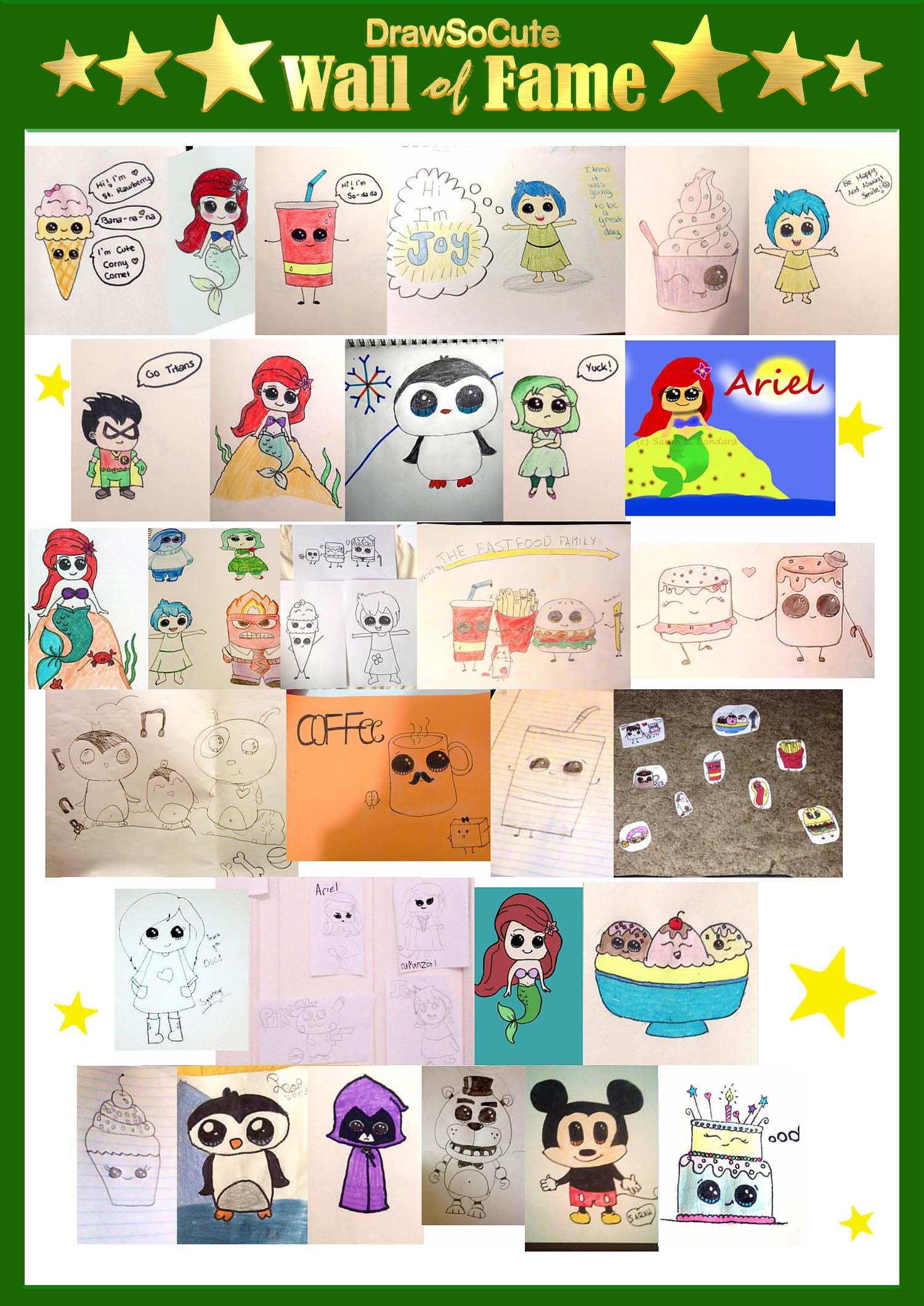 fan art  u2013 draw so cute