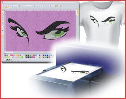 Digital garment printing 1