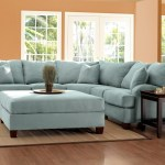 Explore Photos Of Blue Sectional Sofas Showing 17 Of 20 Photos