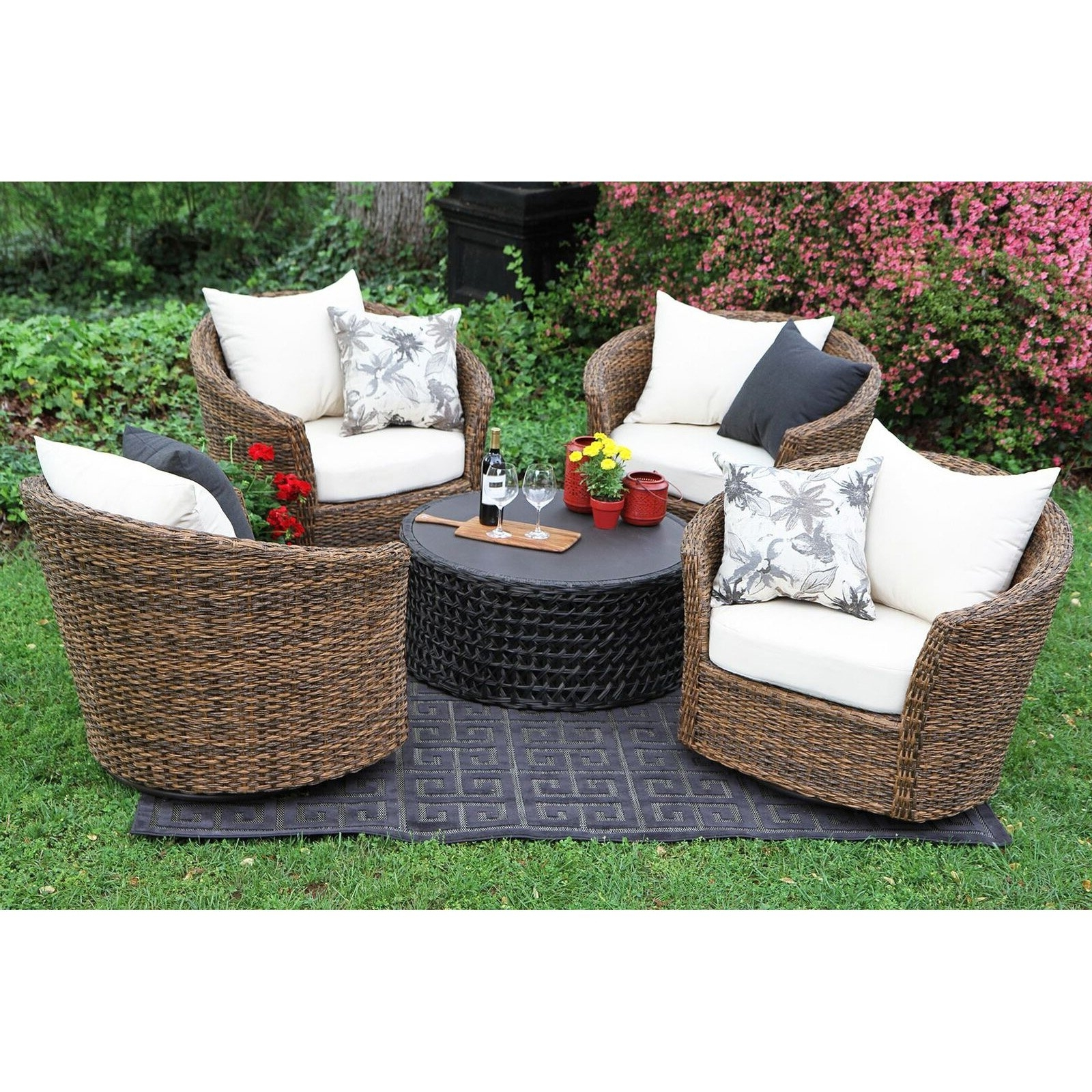 the best patio conversation sets with