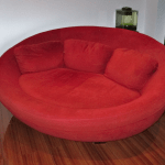 Top 20 Of Circle Sofa Chairs