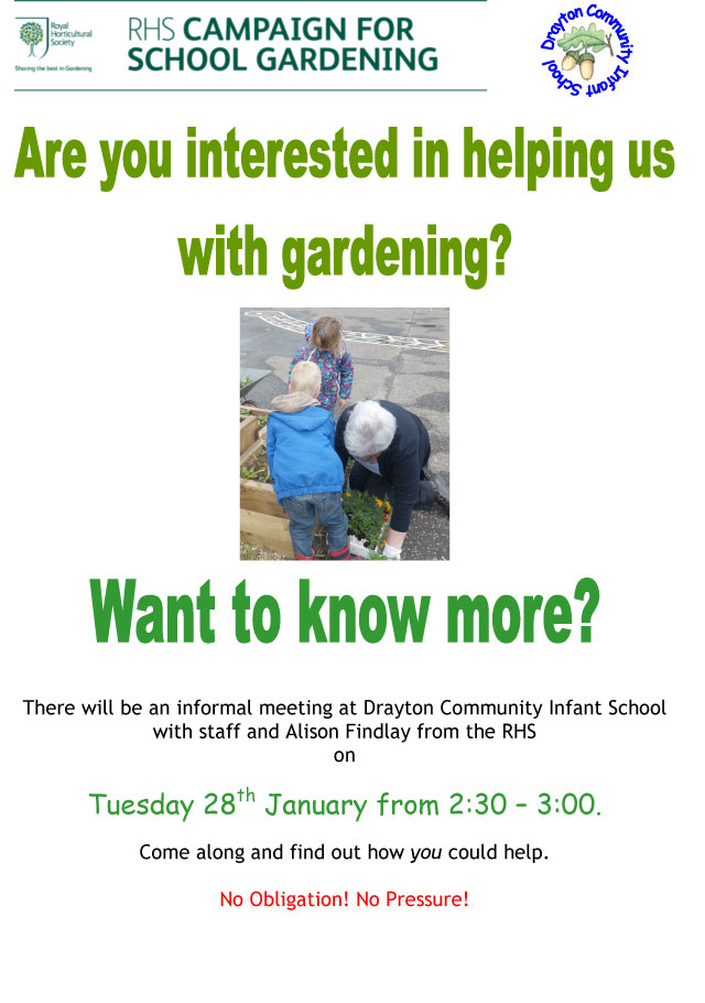 RHS Campaign for School Gardening
