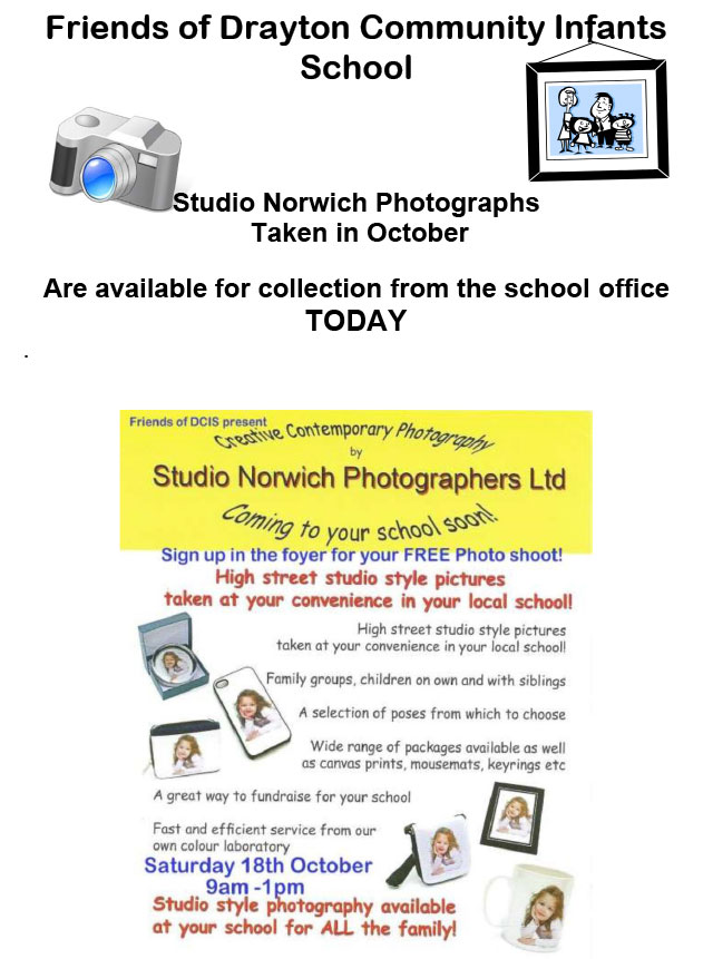 G Studio Norwich Photos AVAILABLE FOR COLLECTION Money Raised 2014 (1)