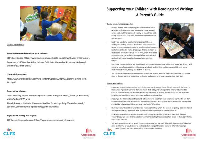 thumbnail of Supporting Children with Reading and Writing_A Parent's Guide (1)