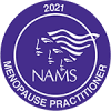 NAMS 2021 Menopause Practitioner Logo