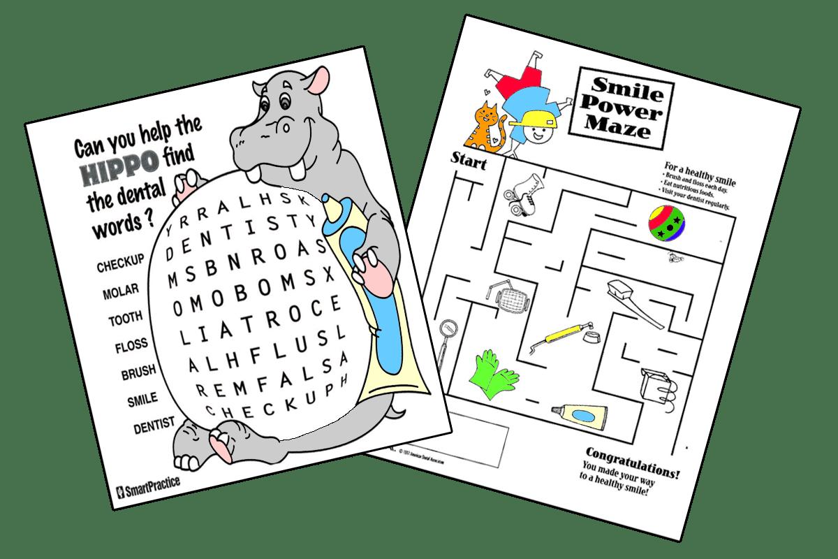 Team Worksheet For Preschoolers