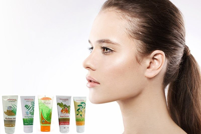 Patanjali Products for Oily Skin in Hindi Face Wash, Face Cream, Scrub, Soap
