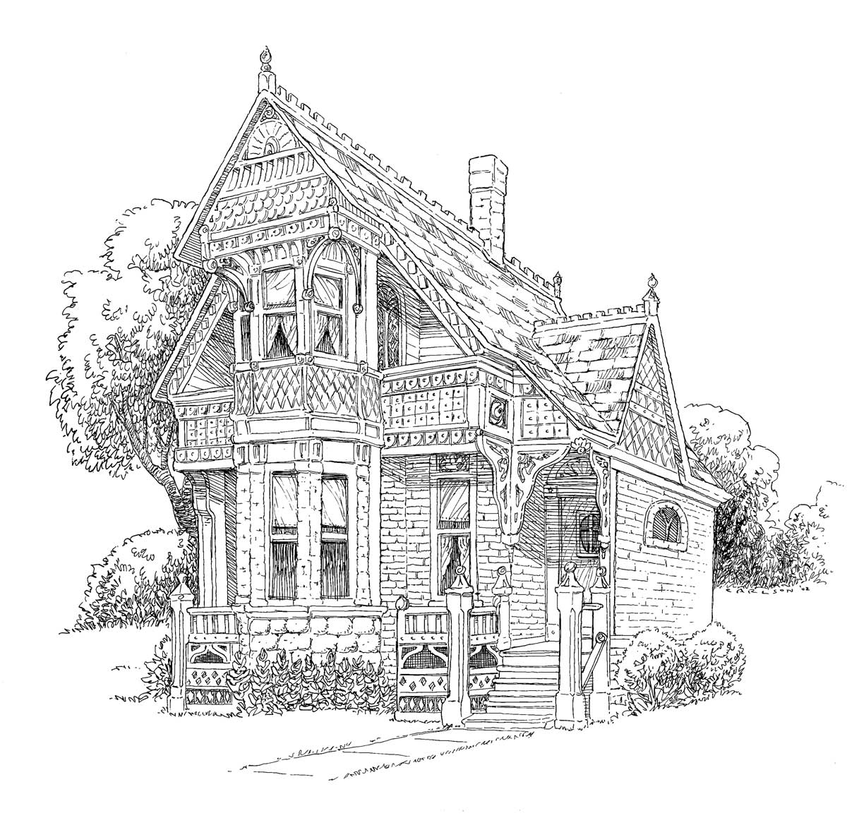 1000 images about coloring pages buildings on pinterest