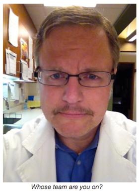 Dr. Brian Stork Movember