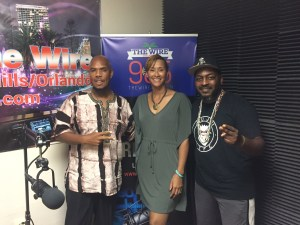 Dr. Candice talks about kid health on The Wire, 98.5