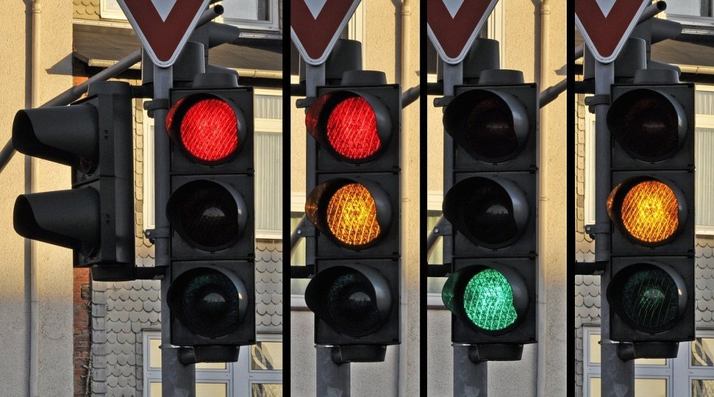 Red, Yellow, Green: The Relationship Traffic Light