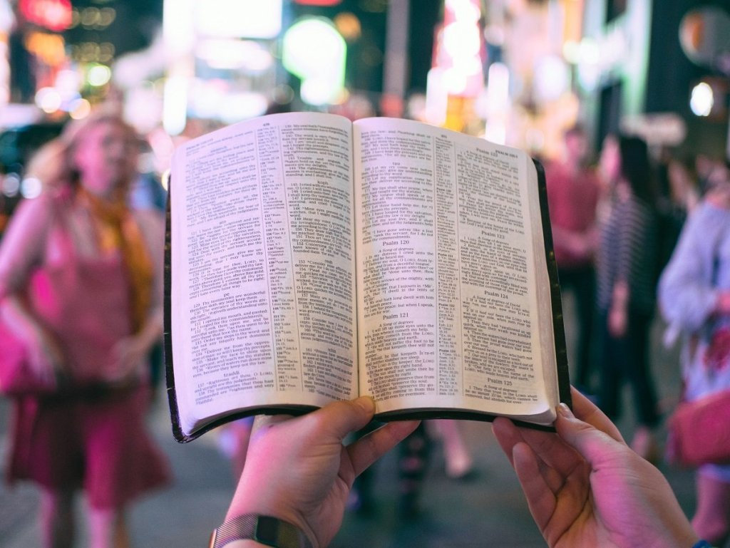 What To Do When You Don't Feel Like Reading the Bible