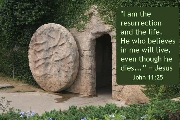 Facing Grief at Easter