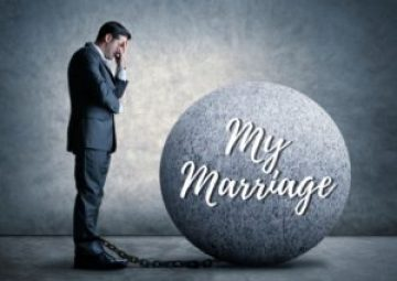 Stuck in this marriage