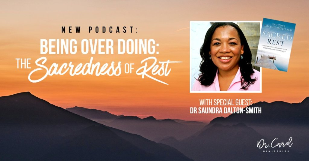 The Sacredness of Rest: Why You Need to Stop Doing and Start Being
