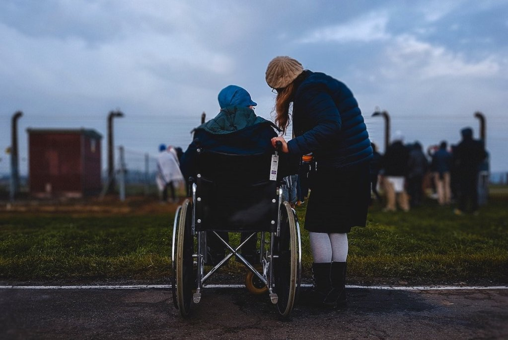 When You Become Your Spouse's Caregiver