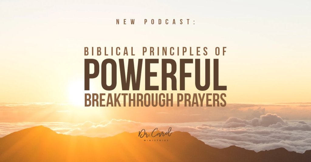 How to Pray Powerful Breakthrough Prayers That Get Results