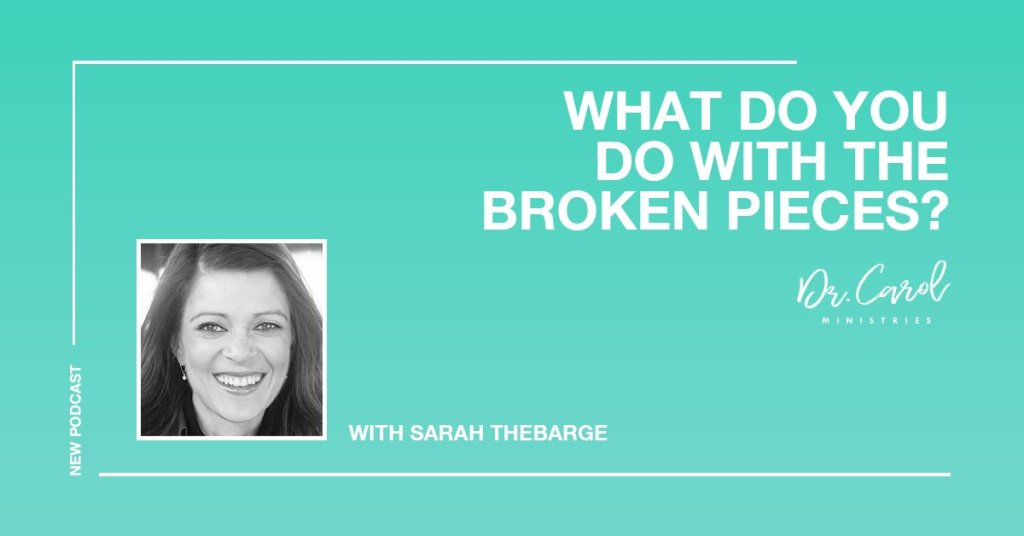 What Do You Do With the Broken Pieces?