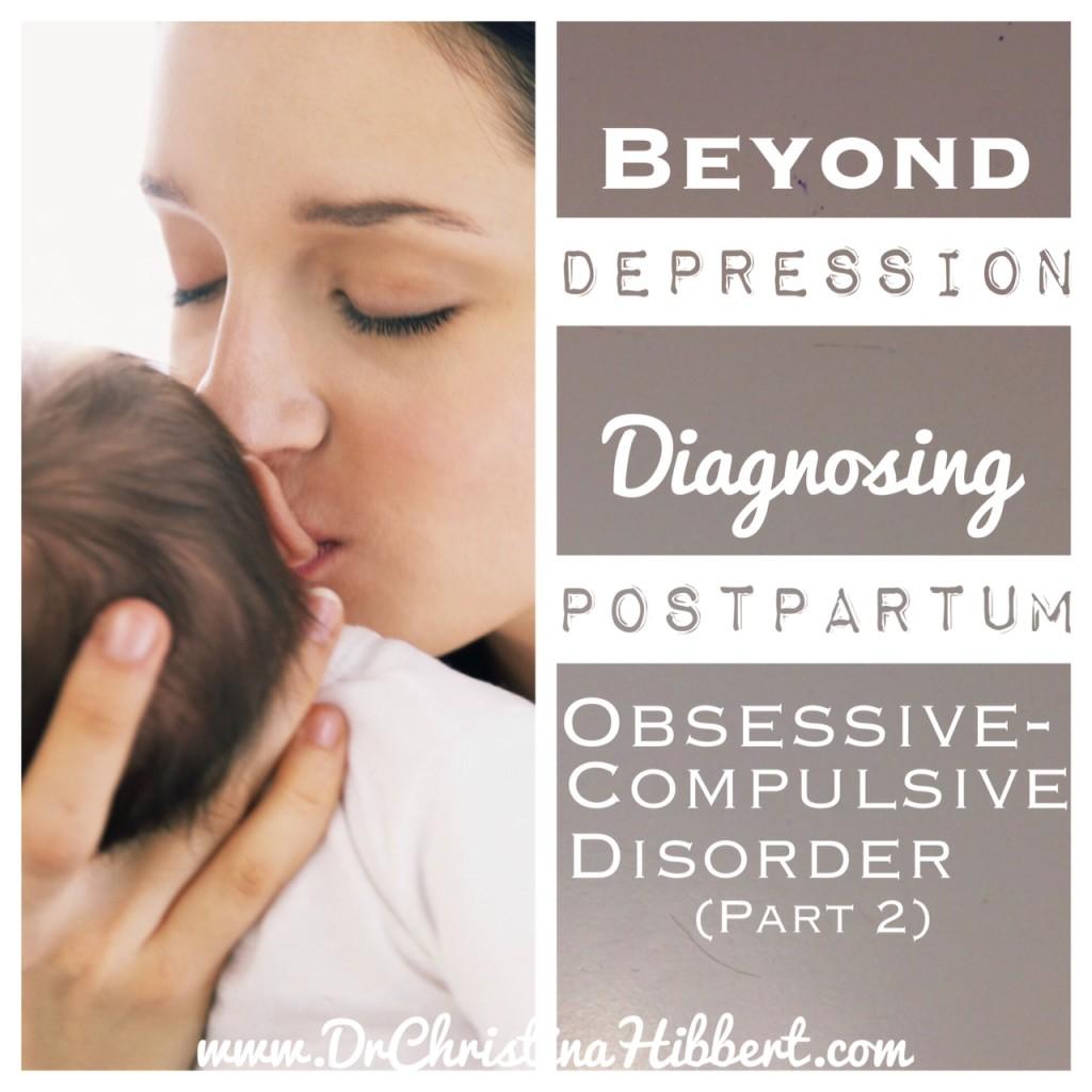 Diagnose Diagnosing Ocd