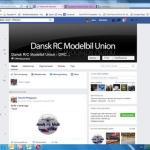 Besøg os på facebook.
