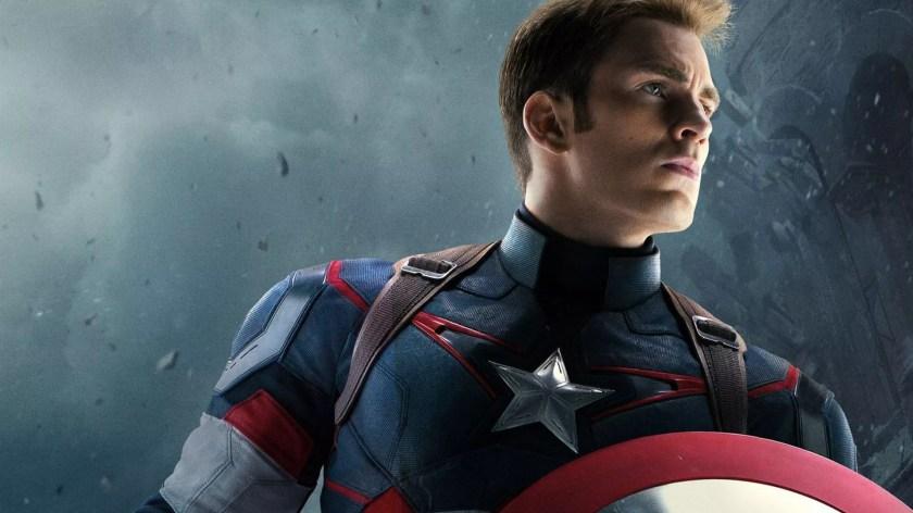 Captain America, Chris Evans mette all'asta lo scudo