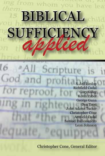 Biblical Sufficiency Applied – Print